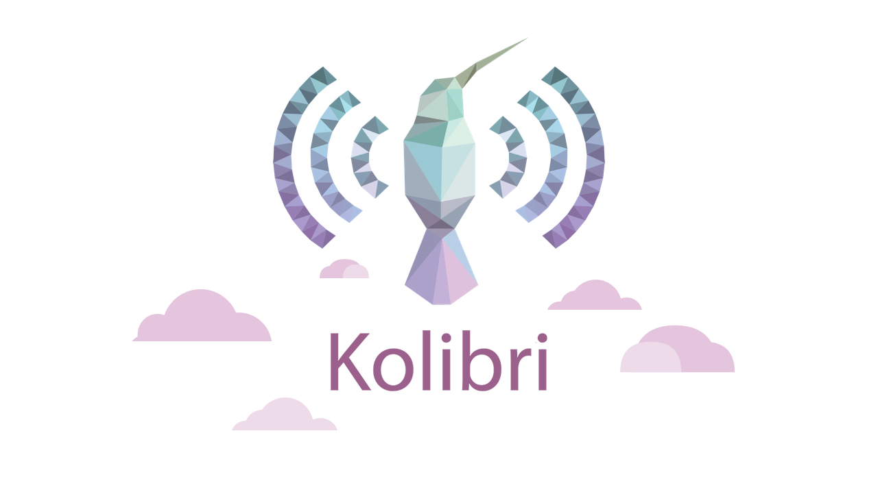 Kolibri is taking flight