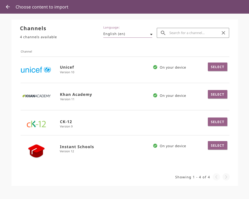 Kolibri : A Free, Open Source Education for All | Learning Equality